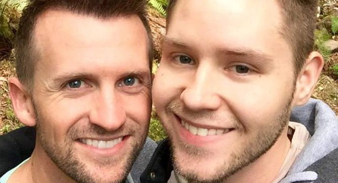 Photo of Gay Utahn killed and boyfriend hurt during Las Vegas massacre