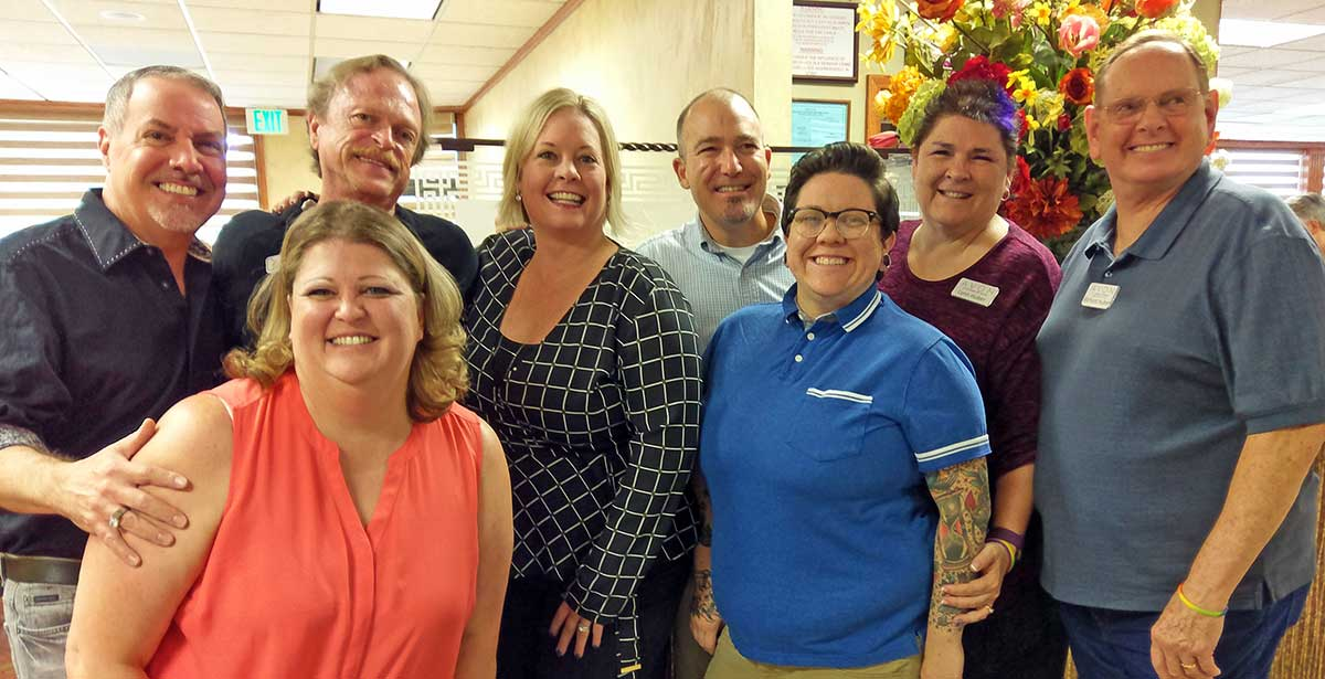 Photo of Utah Gay & Lesbian Chamber of Commerce elects new board