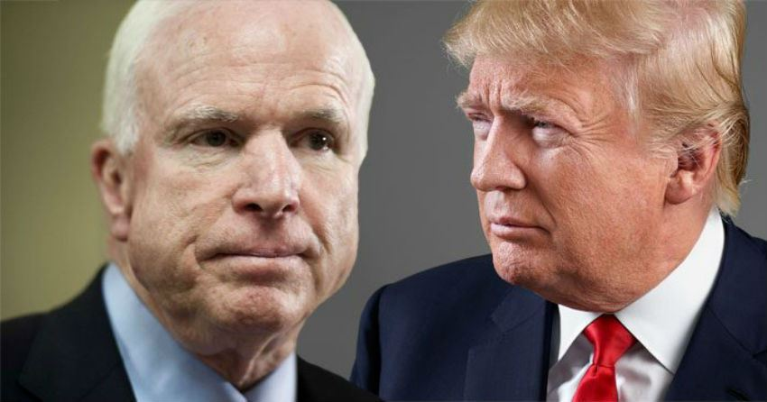 Photo of 'FRONTLINE' examines Trump and McCain in two-part series