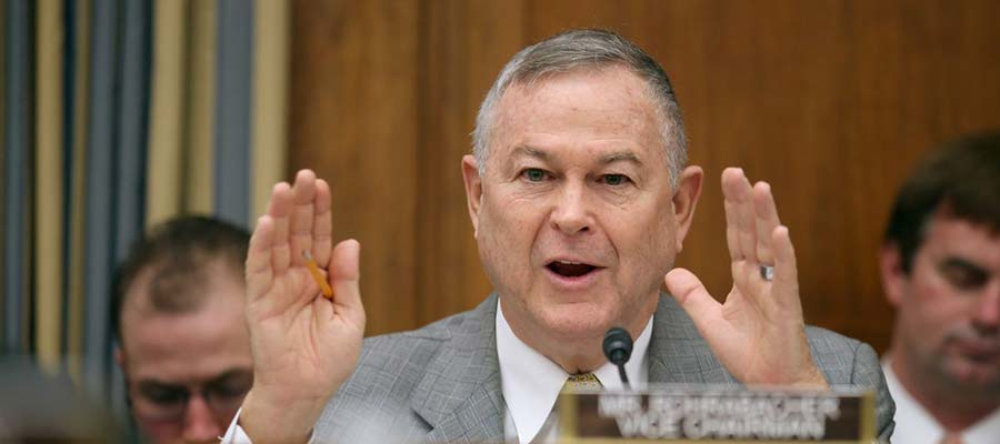 Photo of Dana Rohrabacher