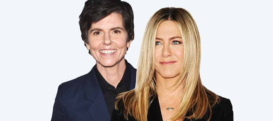 Photo of Jennifer Aniston and Tig Notaro will be First Ladies