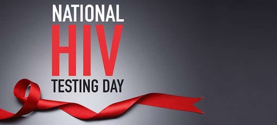 Photo of National HIV Testing Day, June 27
