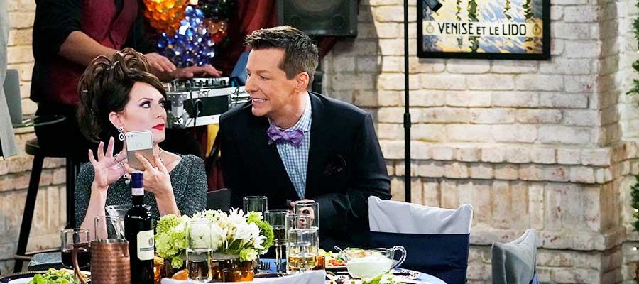 Photo of It's not over until it's over: Sean Hayes talks 'Will & Grace'