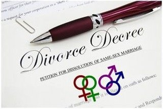 LGBT divorce