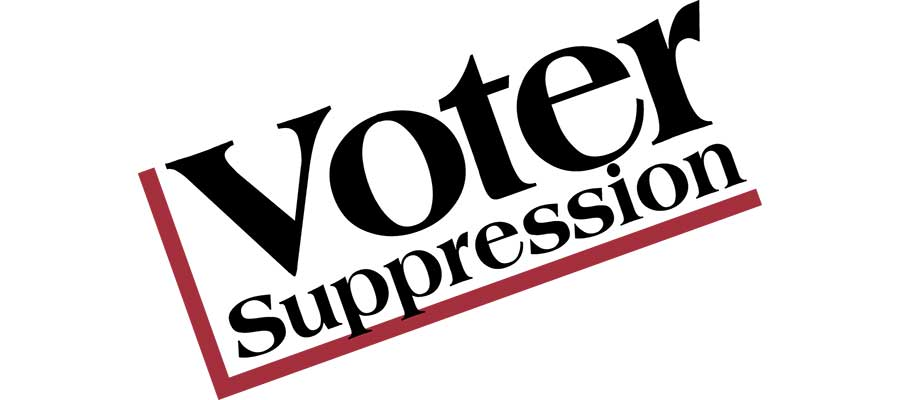 Photo of Voter suppression