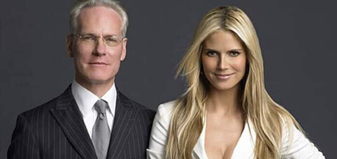 Photo of Heidi Klum and Tim Gunn deliver a lot of look