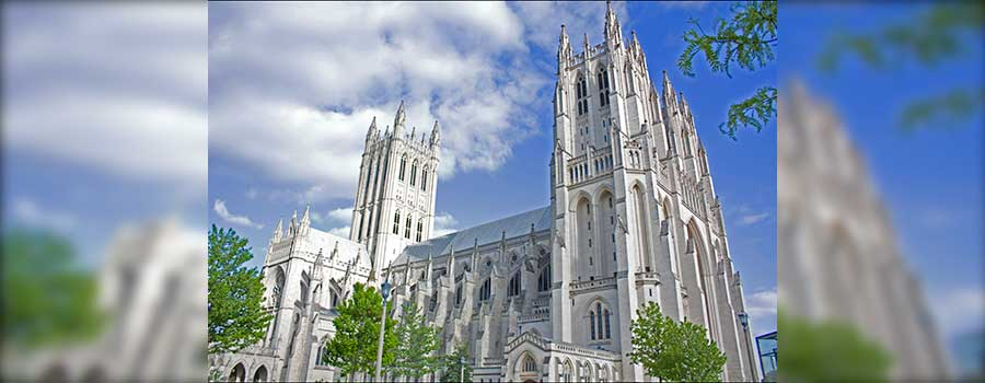 Photo of Matthew Shepard to be interred at Washington National Cathedral