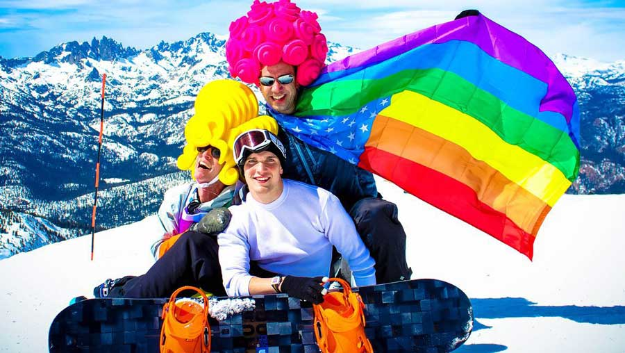 Photo of Quebec added to Mammoth and Utah gay ski weeks