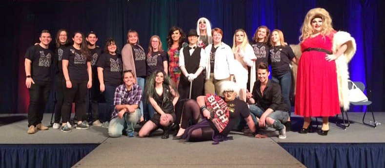 Photo of USU students' first drag show bursts at the seams
