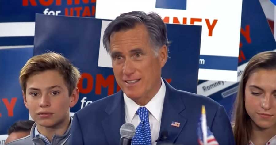 Photo of Romney calls for respect, dignity of all in acceptance speech
