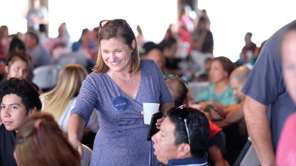 Photo of Jenny Wilson voted Salt Lake County Mayor