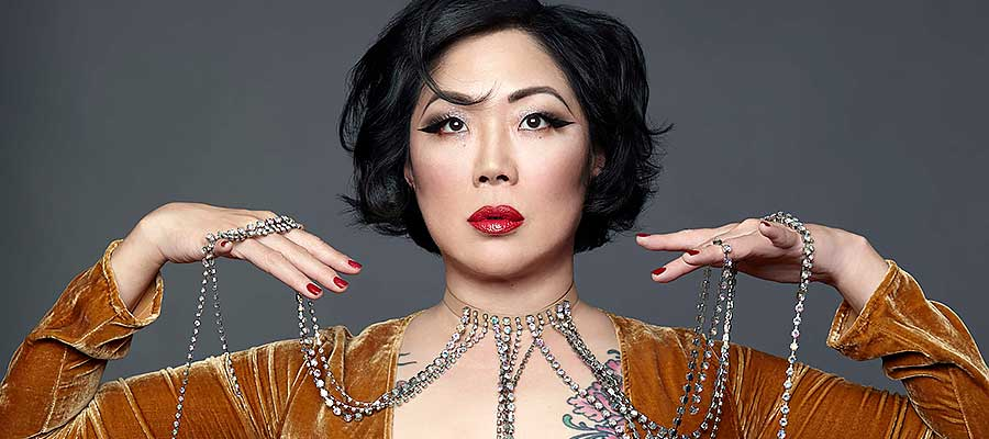 Photo of Give Margaret Cho a hand