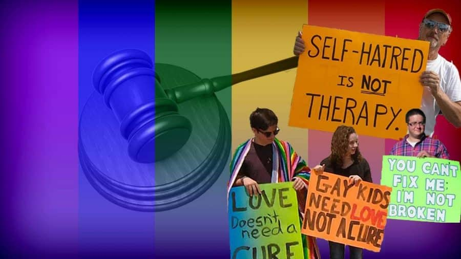 bill to ban conversion therapy