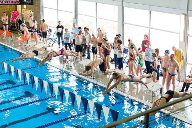 Photo of Logan Pride fundraiser, Deccadance, Ski-n-Swim