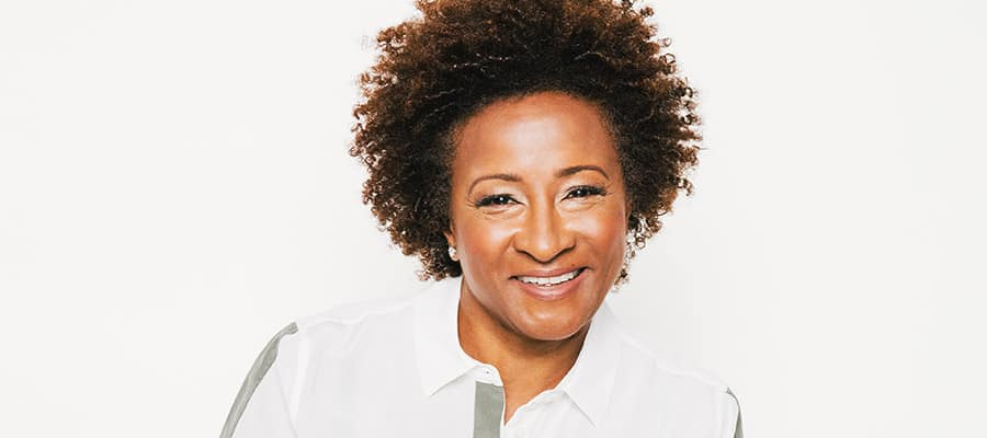 Photo of Wanda Sykes, as puzzled as ever