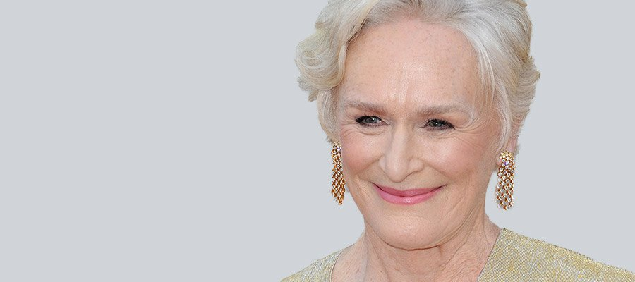 Photo of Glenn Close and Sunset Boulevard's next close-up