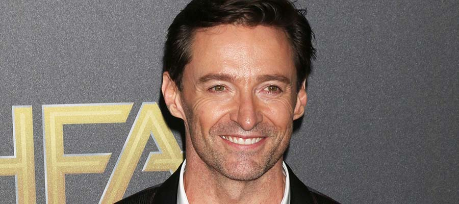 Photo of Hugh Jackman is your new Music Man