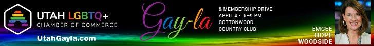 Utah LGBTQ+ Chamber of Commerce Gay-La