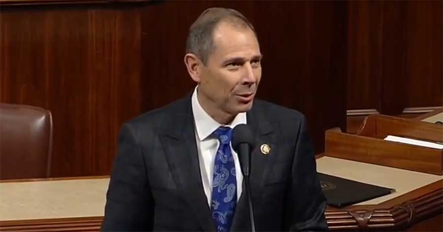 "Photo of Rep. John Curtis, R-Utah: ""Equality Is Not a Zero-Sum Game"""