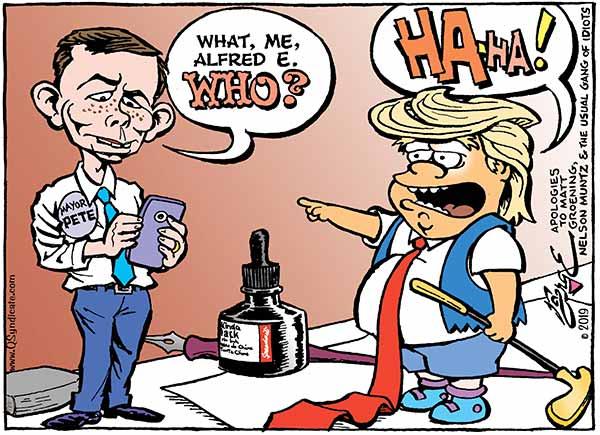 Photo of Cartoon – Name That Toon