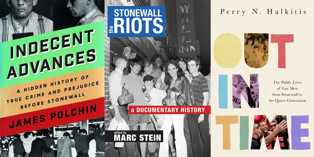 Photo of Book review: Three books on Stonewall