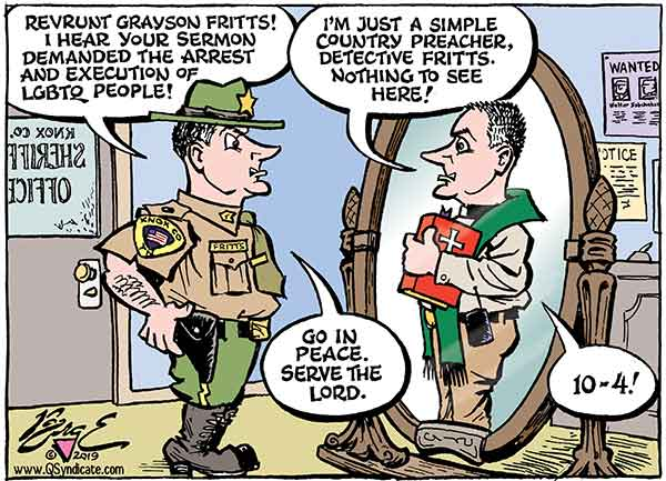 Photo of Cartoon – Amazing Grayson Fritts
