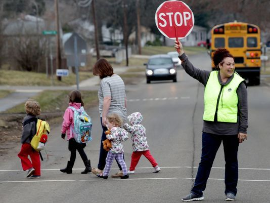 Photo of Salt Lake City Compliance is hiring Crossing Guards