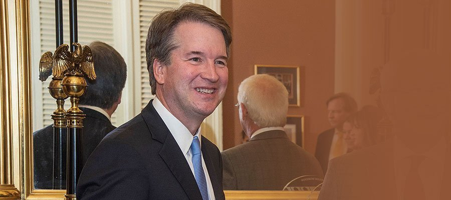 Photo of Brett Kavanaugh