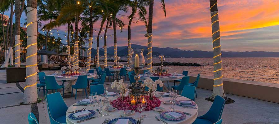 Photo of Puerto Vallarta, Mexico offers beach weddings with picturesque sunsets