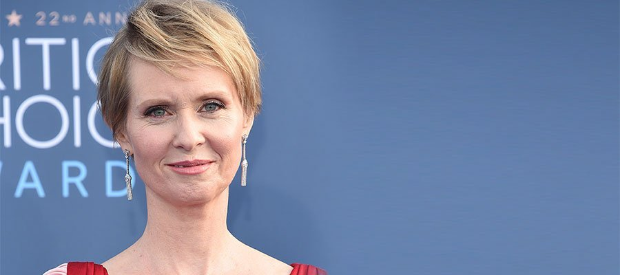 Photo of Cynthia Nixon joins cast of 'The Gilded Age'