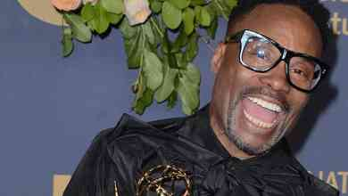 Photo of Billy Porter joins Camila Cabello for new 'Cinderella'