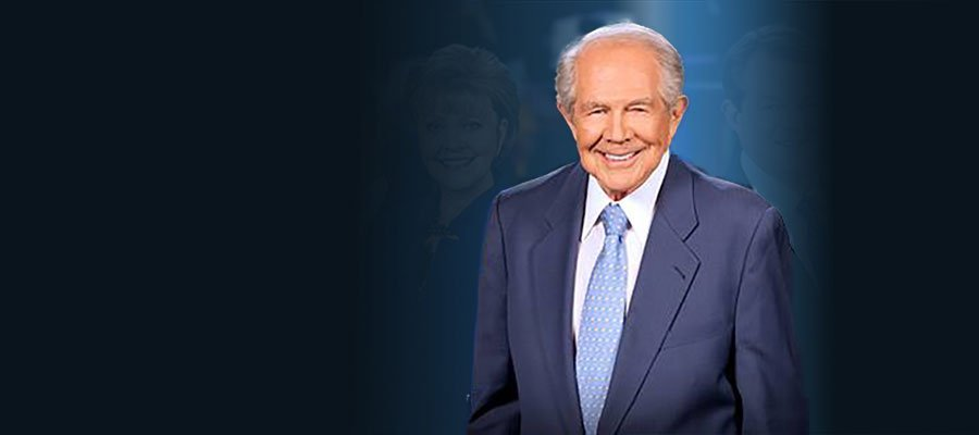 Photo of Pat Robertson