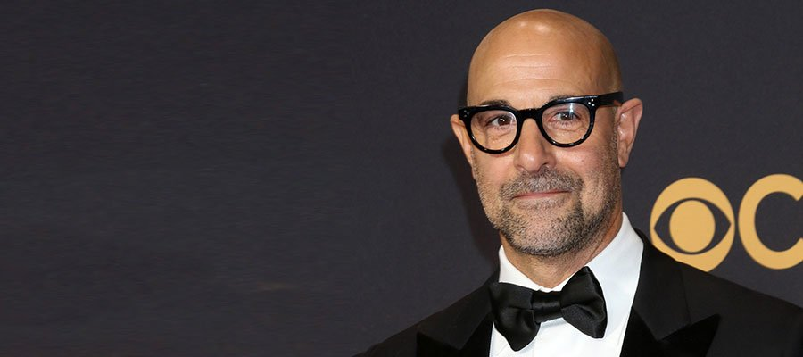 Photo of Colin Firth and Stanley Tucci form a queer 'Supernova'