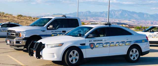 St George, Utah police