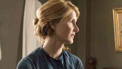 Photo of Big Little Lies actress Laura Dern talks #GayTwitter fans