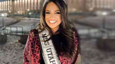Photo of Miss USA Pageant's first out LGBTQ contestant is Miss Utah USA