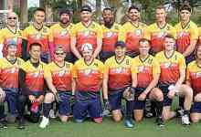 Photo of Utah Gay Football League's 2020 season beginning