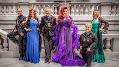 Photo of King & Queen of Hearts drag pageant is Saturday