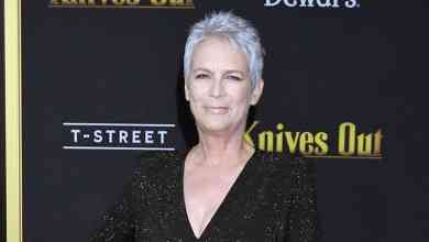 Photo of Jamie Lee Curtis is coming to your wedding