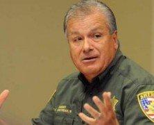 Sheriff Sid Gautreaux