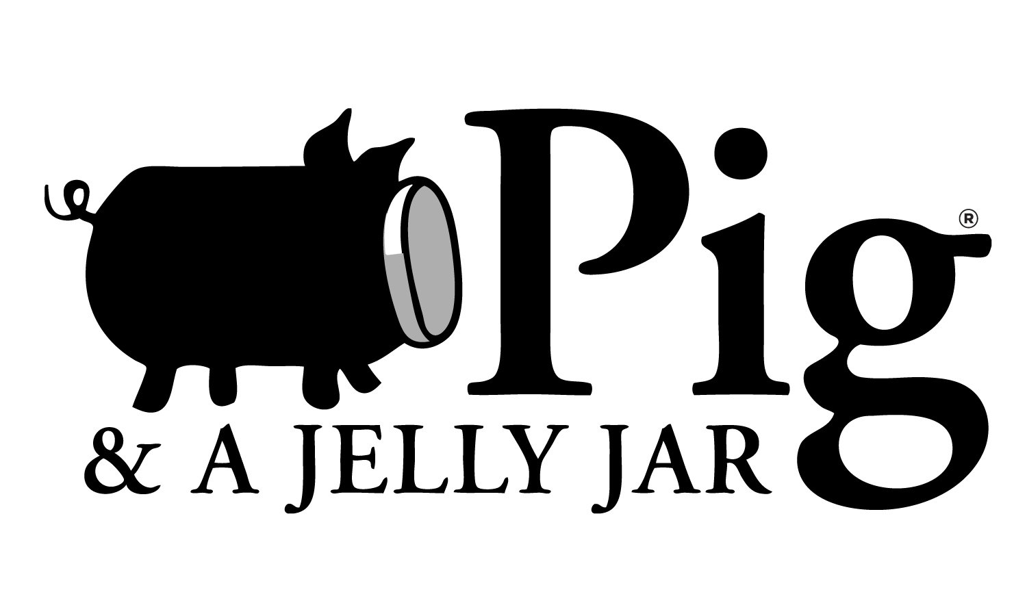 Pig & A Jelly Jar