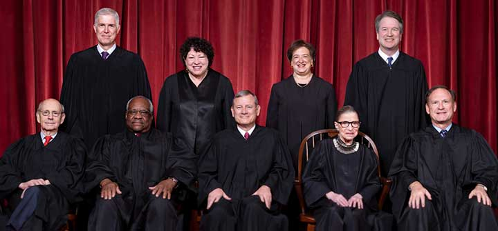 United States Supreme Court Justices