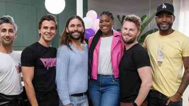 Photo of 'Queer Eye' stars on how to talk to 'all lives matter' people