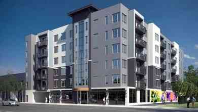 Photo of Affordable housing apartments could replace former Club Sound building
