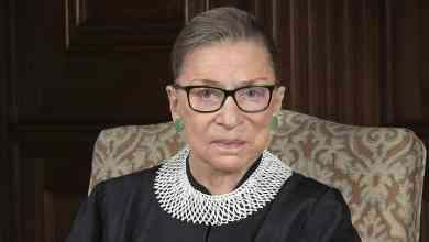 Photo of LGBT rights champion Ruth Bader Ginsburg dies at 87