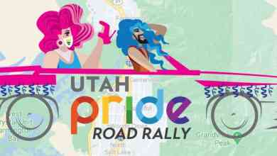 Photo of UTAH PRIDE 2.0 Road Rally, Nat'l Coming Out Day, Sunday Oct. 11