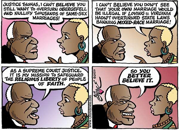 Photo of Cartoon – Mutare Decisis